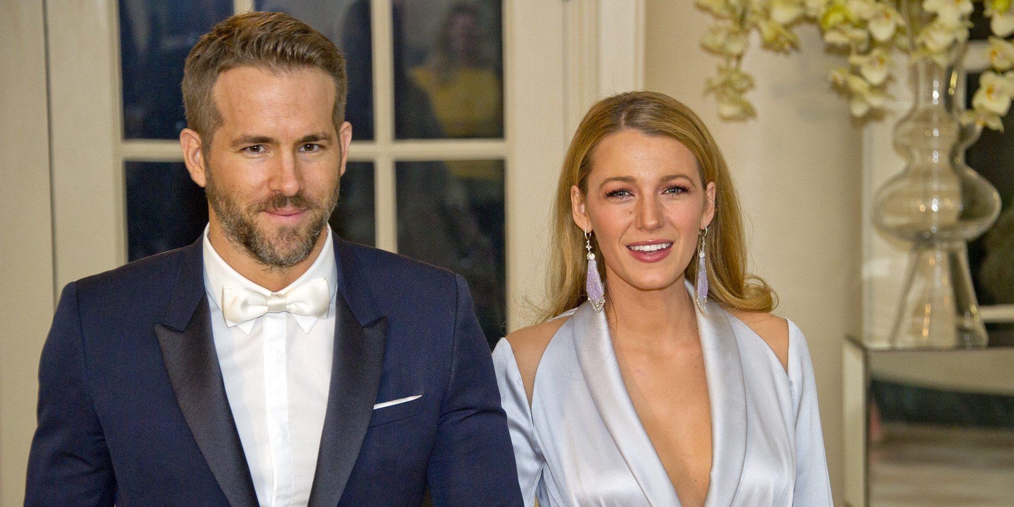 Ryan Reynolds y Blake Lively pasean por Nueva York antes de convertirse en padres por tercera vez
