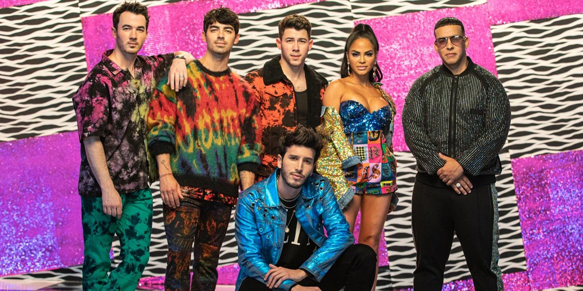 'Runaway': El divertido temazo de Sebastián Yatra, Daddy Yankee, Natti Natasha con los Jonas Brothers