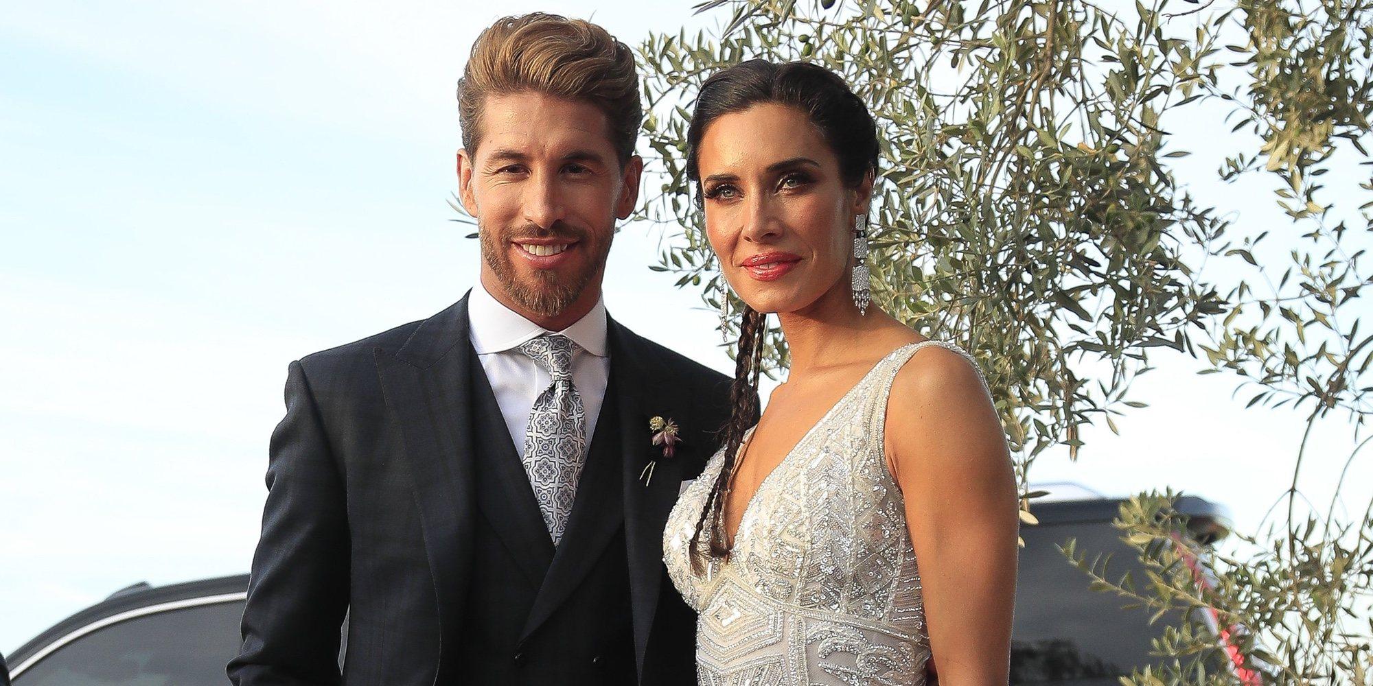 Así fue la espectacular fiesta que montaron Pilar Rubio y Sergio Ramos el día de su boda