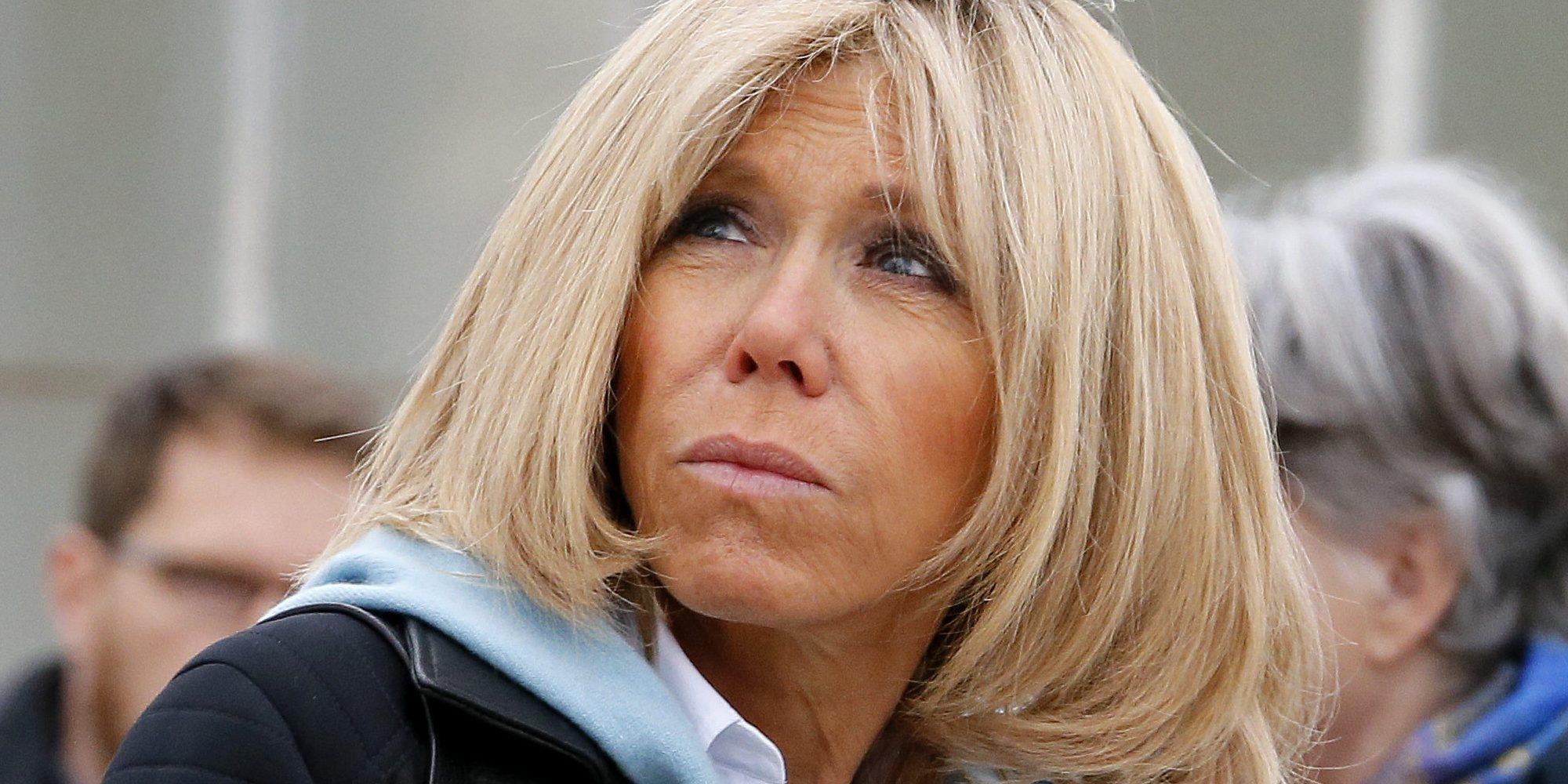 """Brigitte Macron desvela detalles sobre su vida con su marido: """"No es fácil cuando no tienes la misma edad"""""""