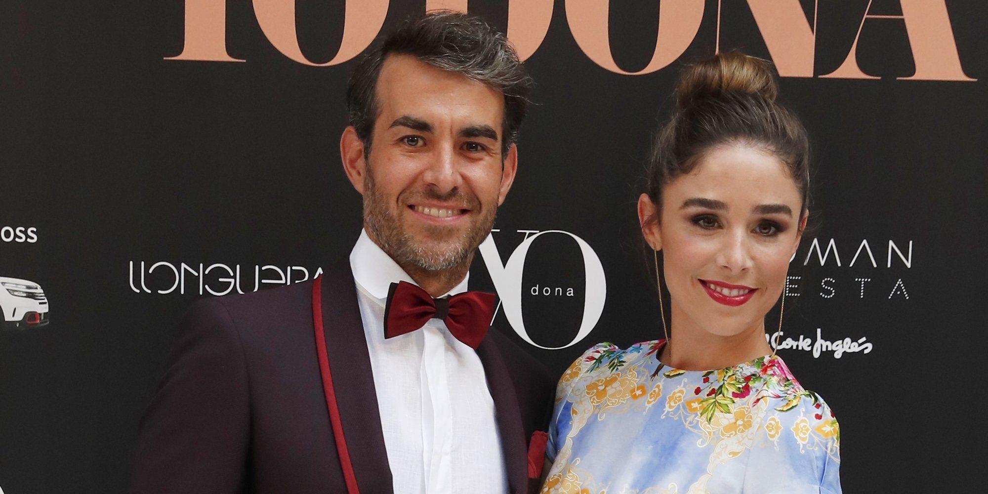 Daniel Muriel y Candela Serrat reaparecen por primera vez tras convertirse en marido y mujer