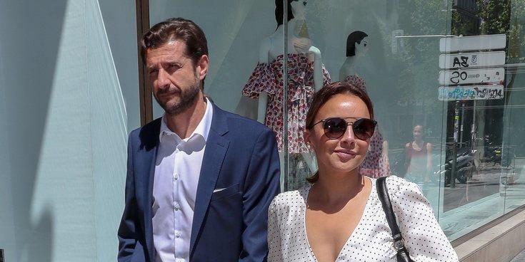 Chenoa celebra su primer cumpleaños con Miguel Sánchez Encinas tras haberse prometido