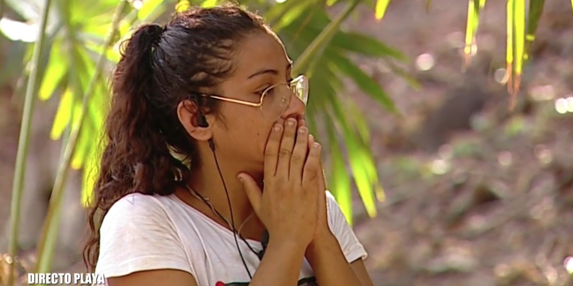 """La fría conversación de Dakota con su novio Rubén en 'Supervivientes 2019': """"Qué seco eres"""""""