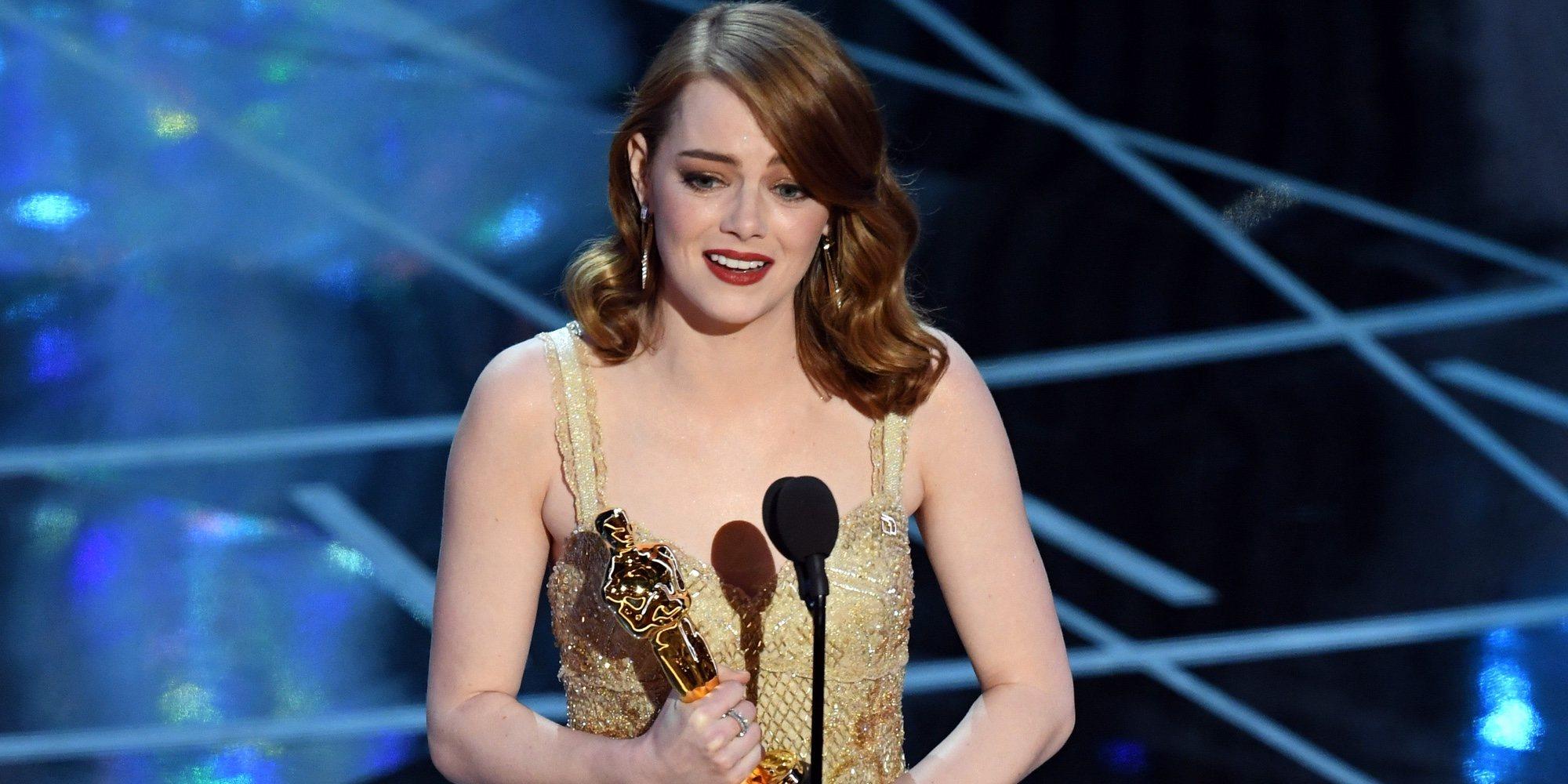 Emma Stone se rompe el hombro antes de comenzar a grabar con Disney '101 Dálmatas'