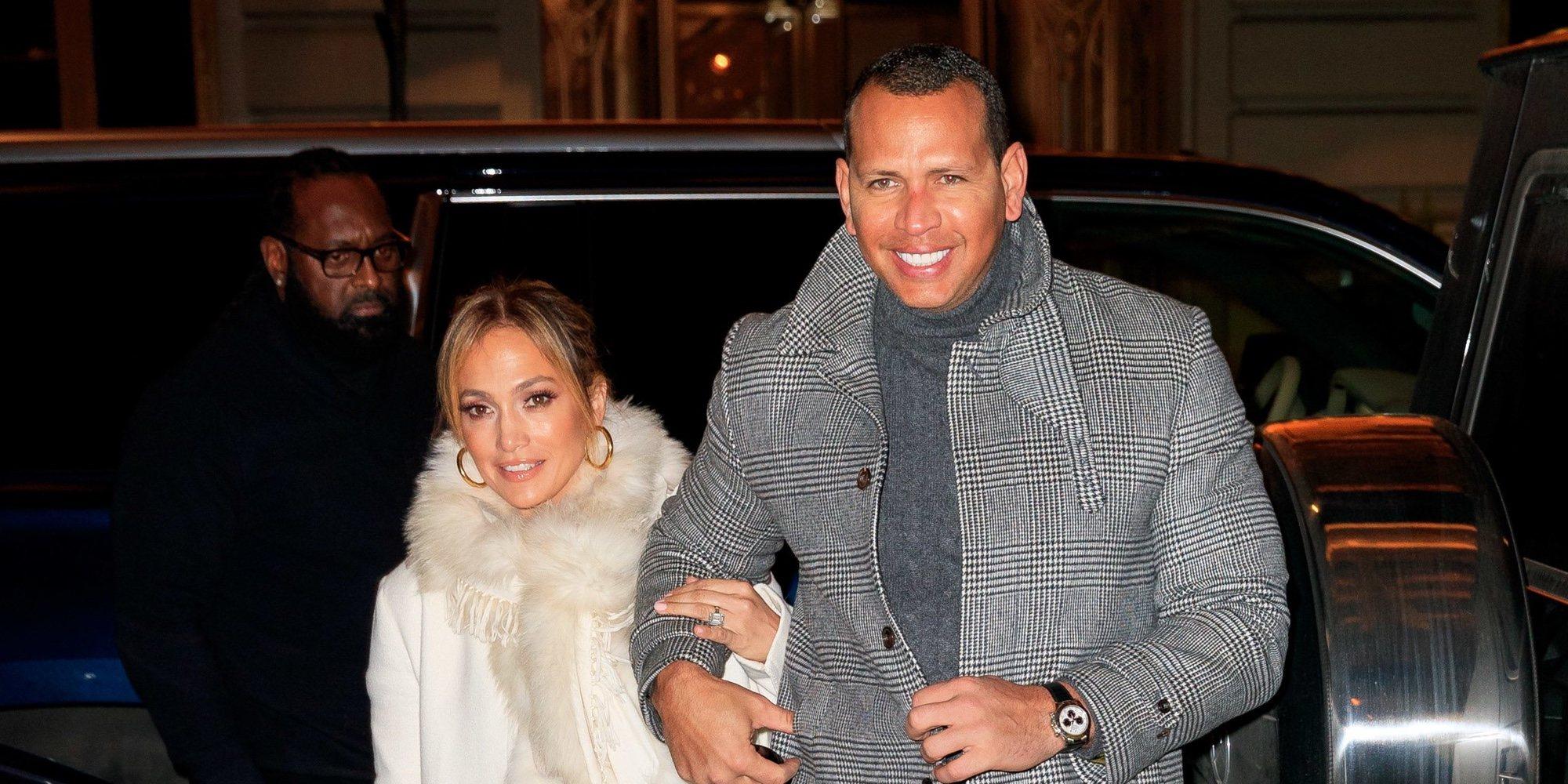 Jennifer Lopez revela que tuvo un flechazo con Alex Rodríguez cuando todavía estaba con Marc Anthony