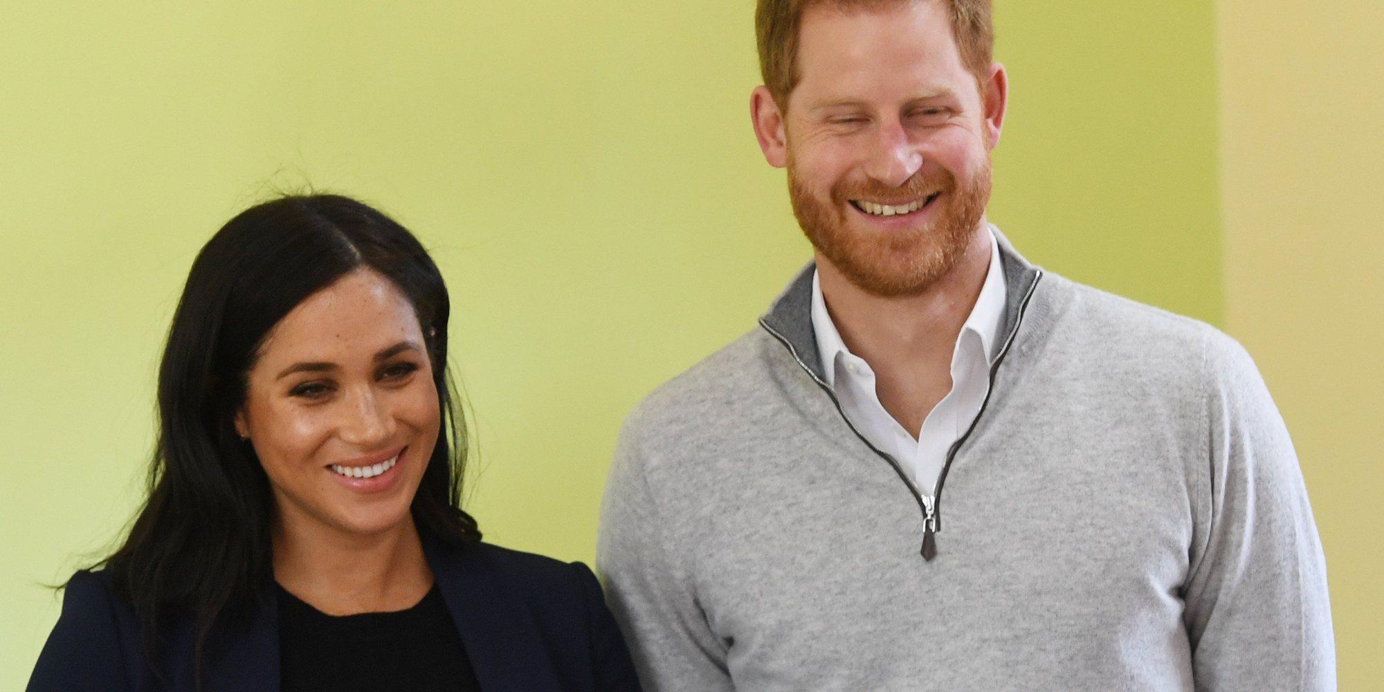 El Príncipe Harry y Meghan Markle visitarán Sudáfrica en otoño de 2019 con su hijo Archie