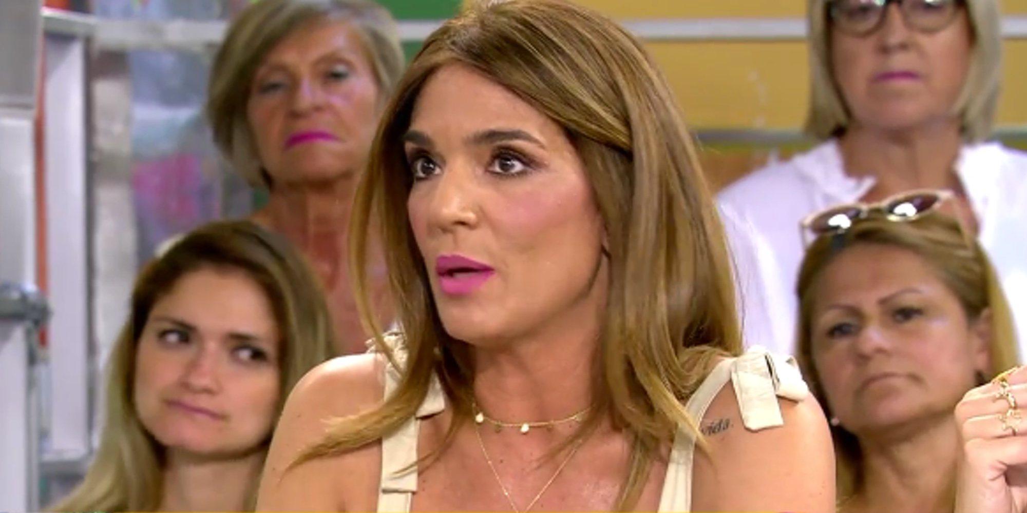 """Raquel Bollo ni confirma ni desmiente el embarazo de su hija Alma Cortés: """"No me corresponde a mí hacerlo"""""""