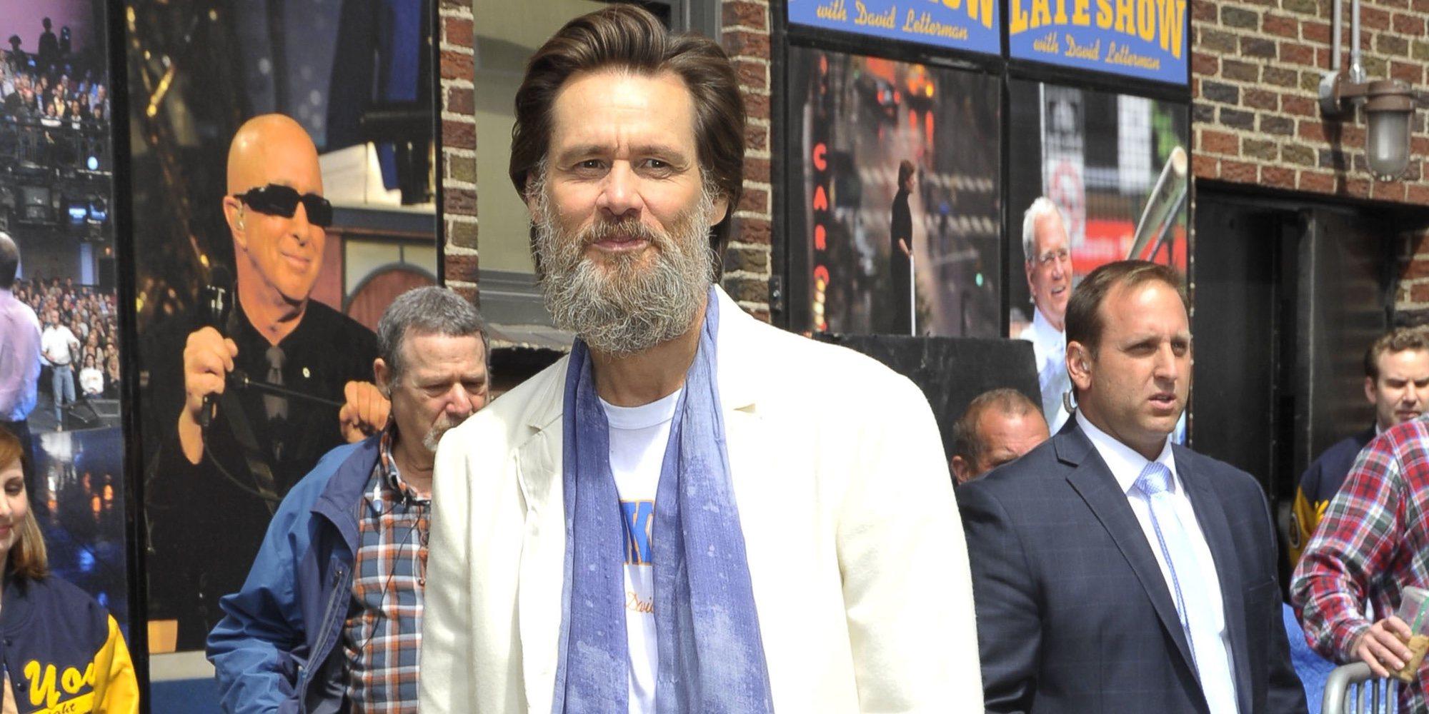 Jim Carrey explica por qué no quiere hacerse selfies con sus fans en la calle