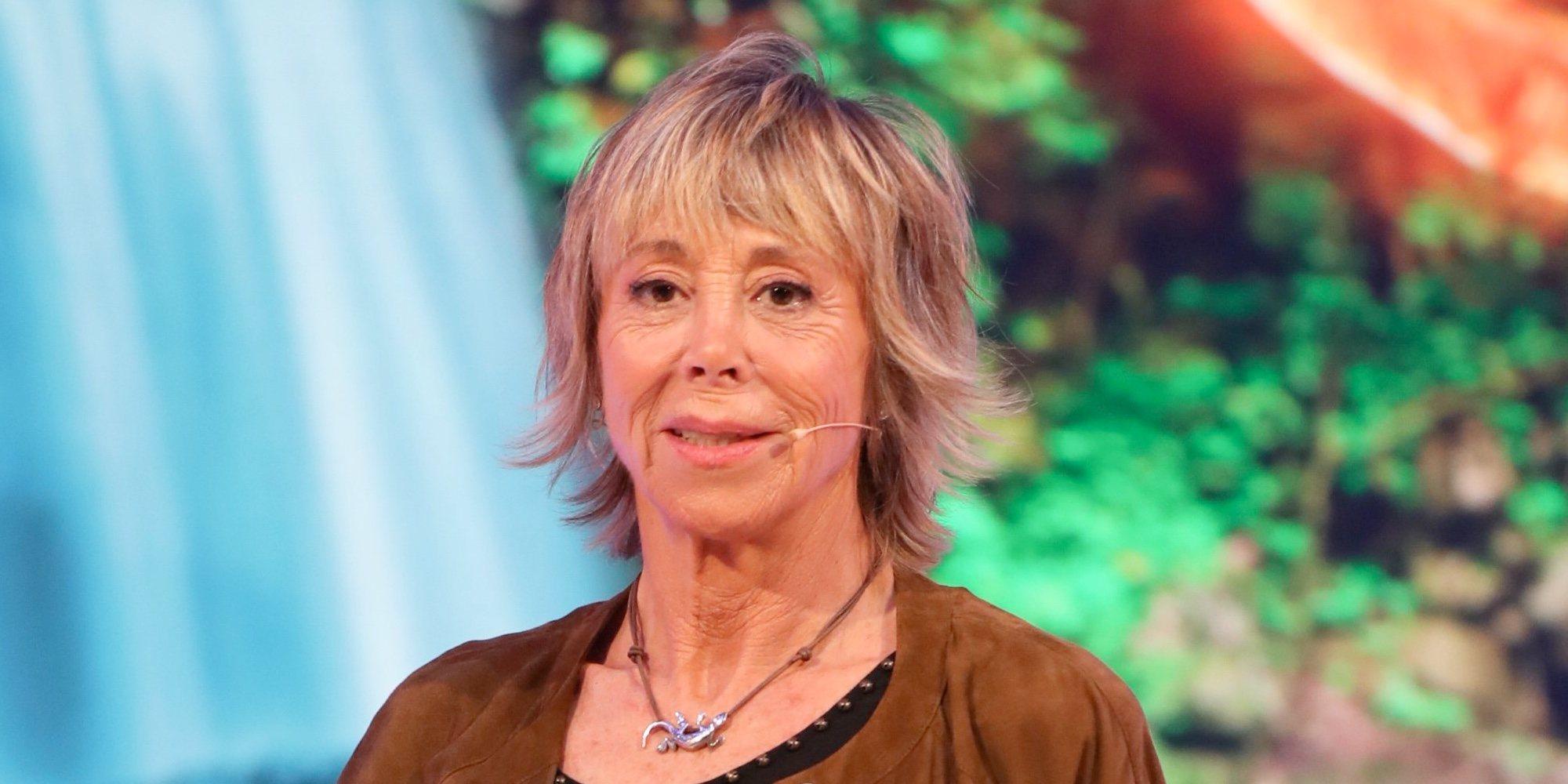 Marta Roca ahora sí quiere ir a ver a Chelo García Cortés a 'Supervivientes 2019'