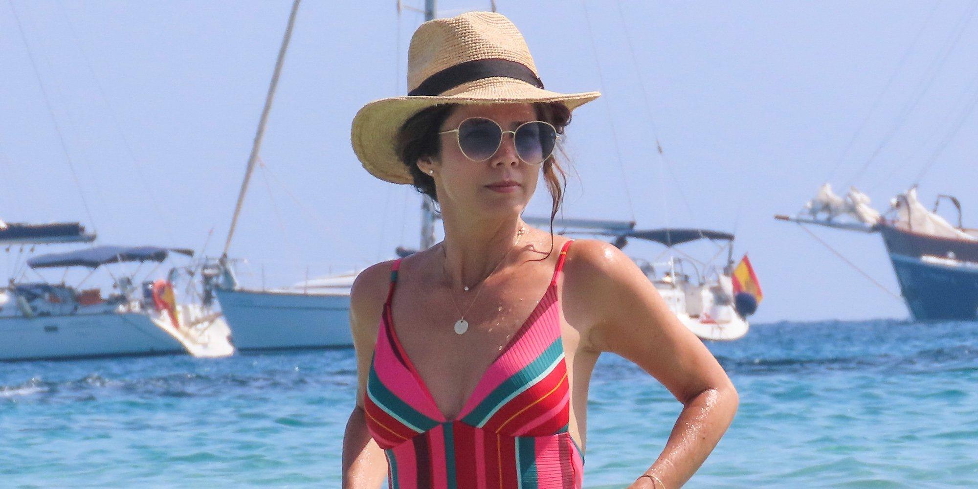 Juana Acosta arranca el verano 2019 divirtiéndose en Ibiza