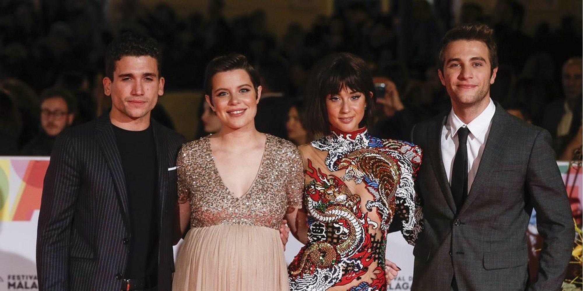 """Pol Monen sobre María Pedraza: """"Estoy muy orgulloso de lo que está consiguiendo"""""""