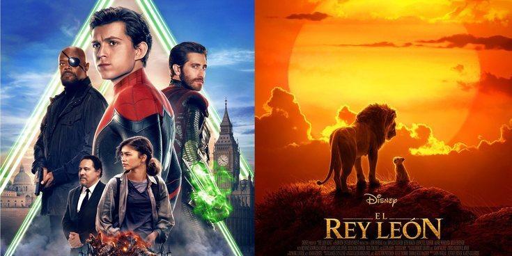Las 5 películas más esperadas de julio de 2019