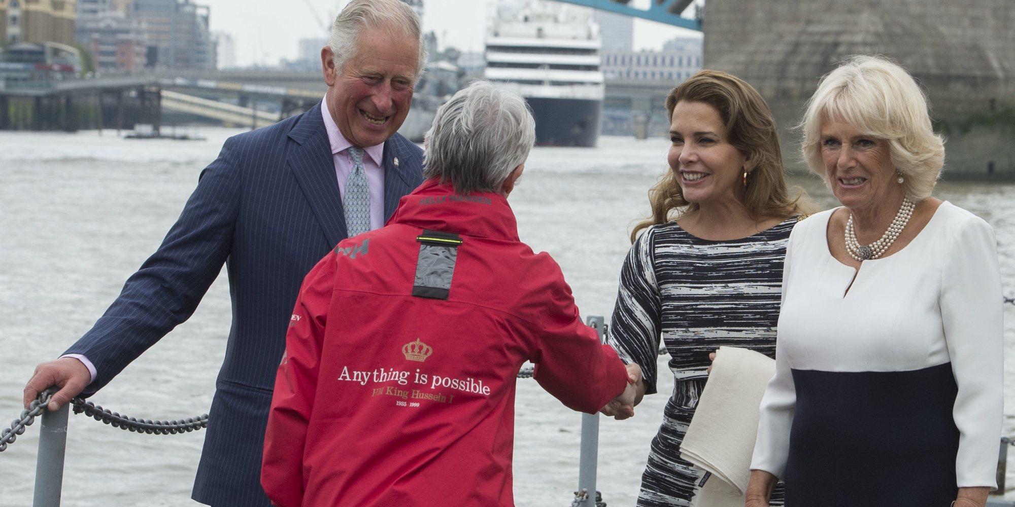 Haya de Jordania acude a la abogada que se encargó del divorcio del Príncipe Carlos y Lady Di