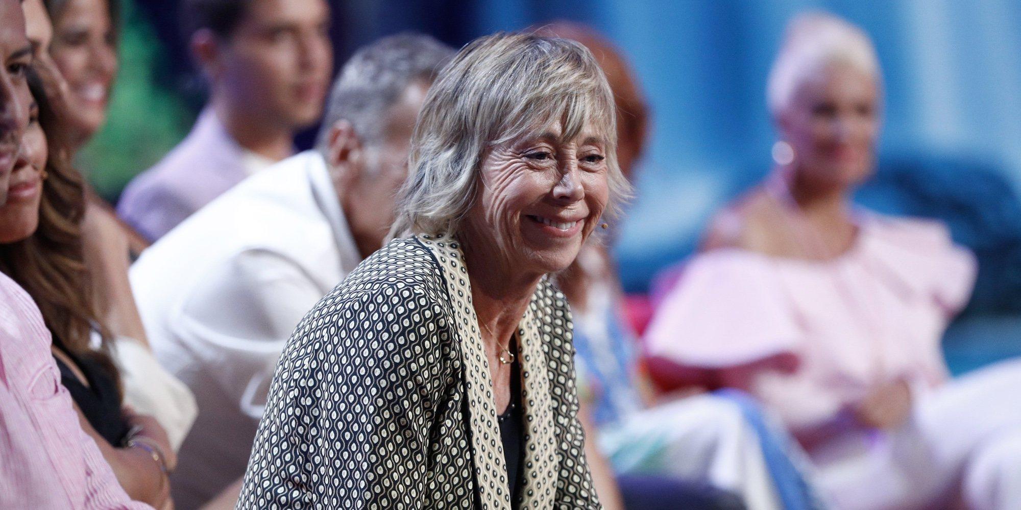 La petición de Marta Roca a 'Sálvame' para la vuelta de Chelo García Cortés a España