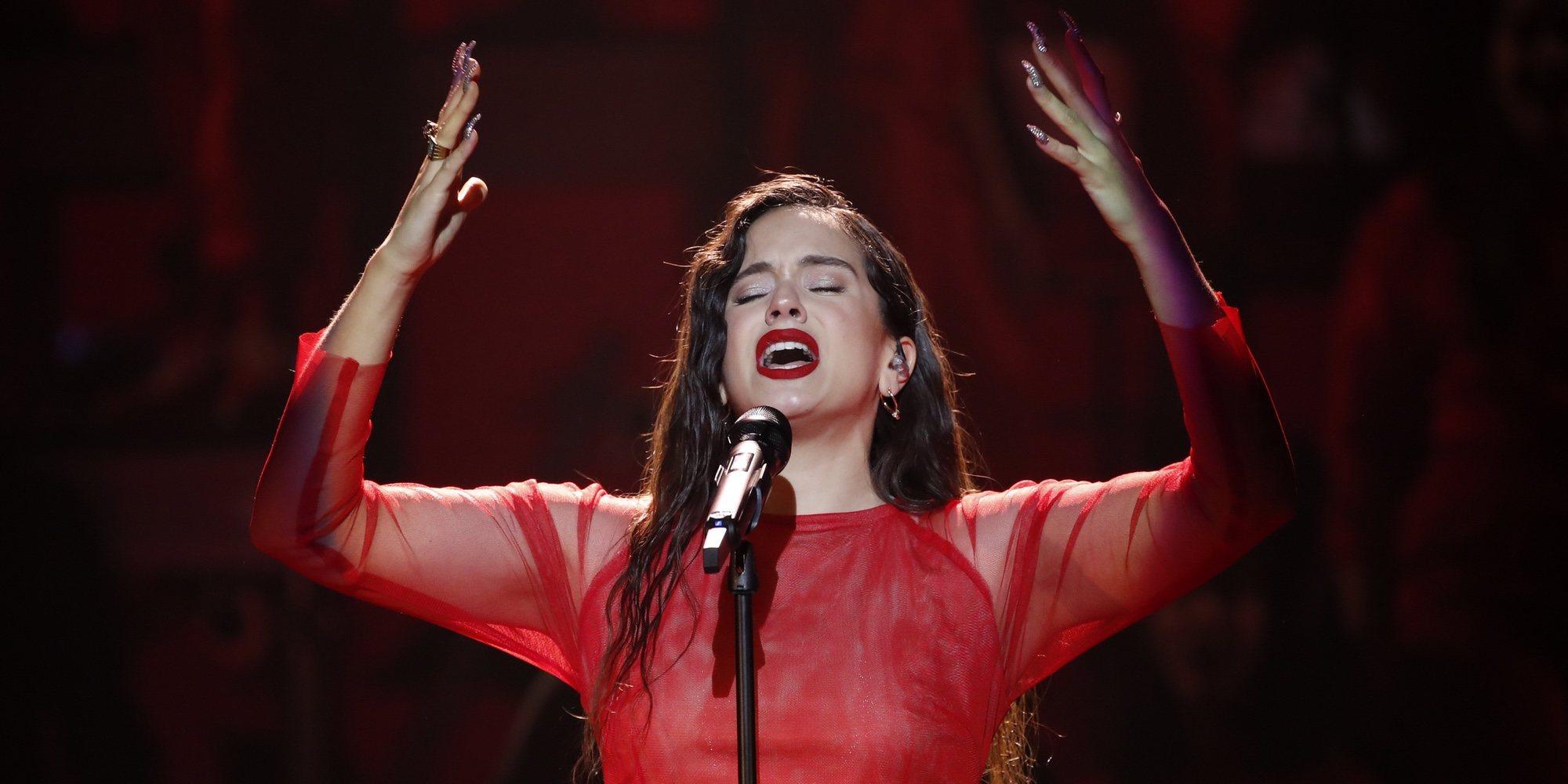 Rosalía vuelve a sorprender cantando en catalán su nuevo single 'Fucking Money Man'