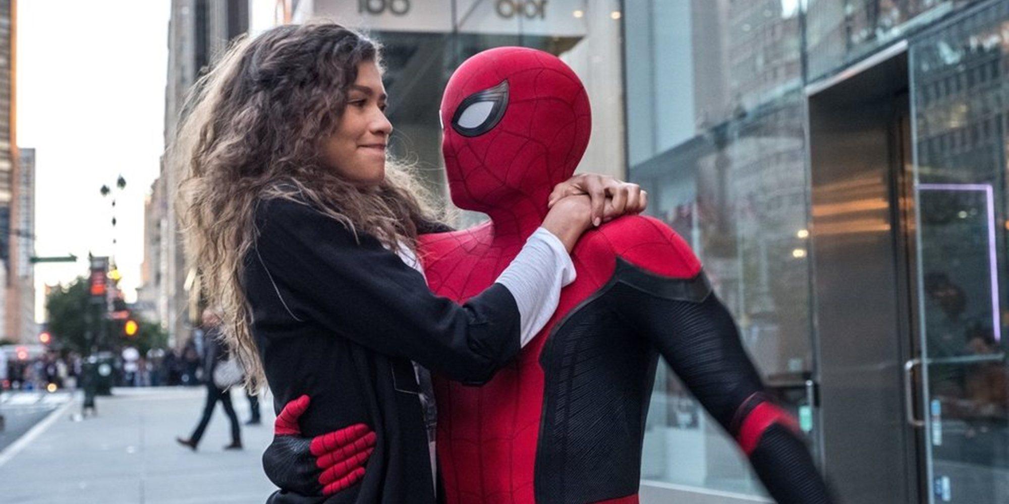 'Spider-Man: Lejos de casa' y '522. Un gato, un chino y mi padre', los títulos que no debes perderte