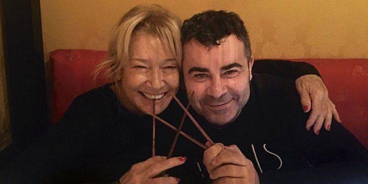 El viaje de relax de Mila Ximénez y Jorge Javier Vázquez a Londres