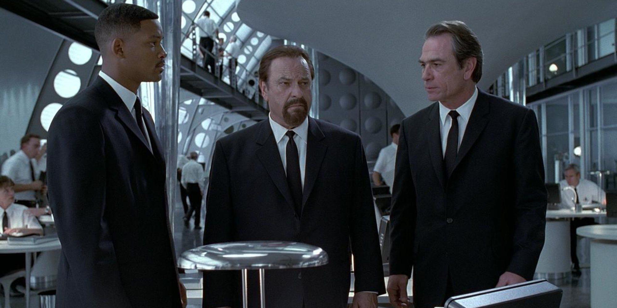 Muere a los 88 años Rip Torn, el Agente Z de 'Men in Black'