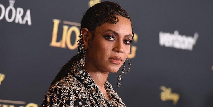 Beyoncé y Blue Ivy brillan, y con razón, en el estreno de 'El Rey León'