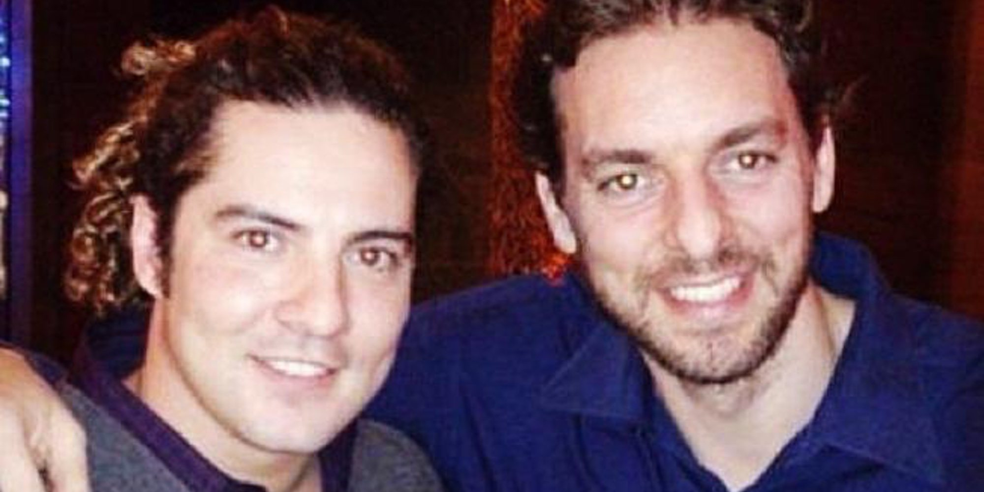 """La preciosa felicitación de David Bisbal a Pau Gasol tras su boda secreta: """"Es lo mejor que has podido hacer"""""""
