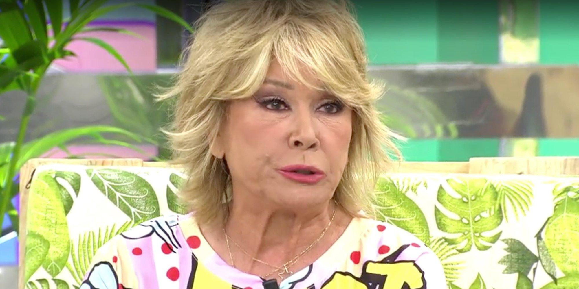 """La relación rota entre Mila Ximénez y Chelo García Cortés: """"Para mi vida Chelo García Cortés no va a existir"""""""