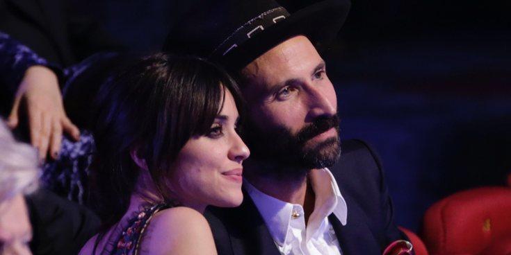 Leiva y Macarena García disfrutan del concierto de Rosalía en el Mad Cool 2019