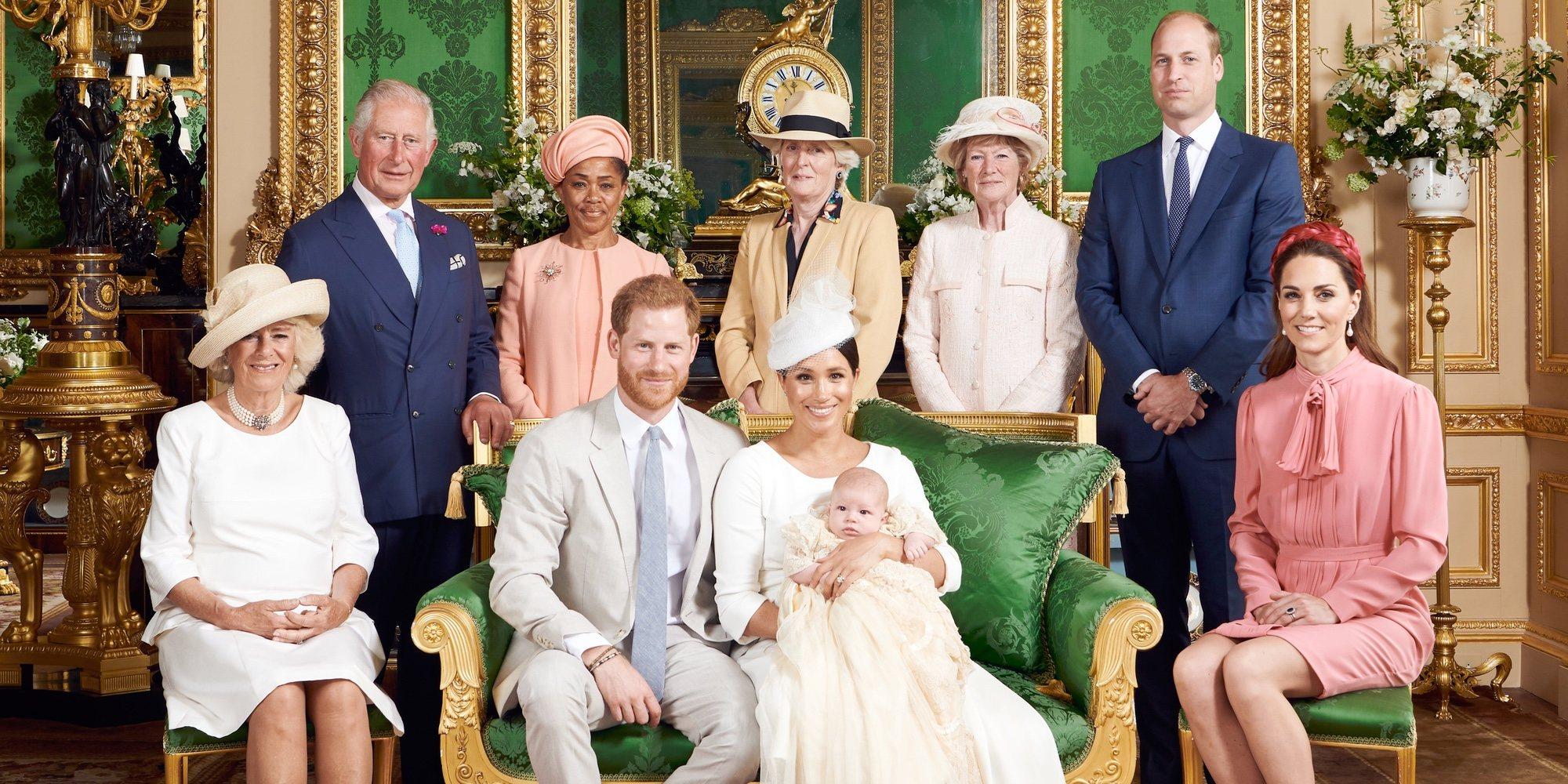 Los motivos por los que nunca se conocerá la identidad de los padrinos de Archie Harrison Mountbatten-Windsor