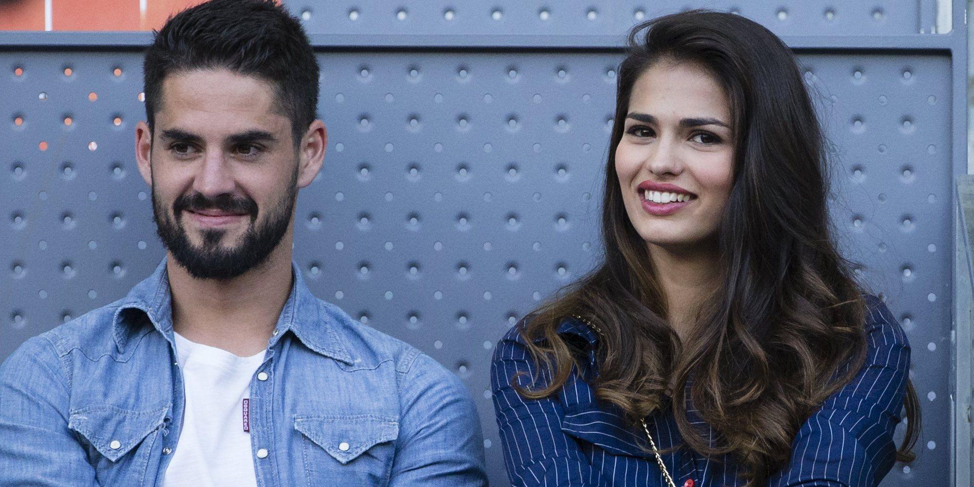 Isco Alarcón y Sara Sálamo se convierten en padres de su primer hijo