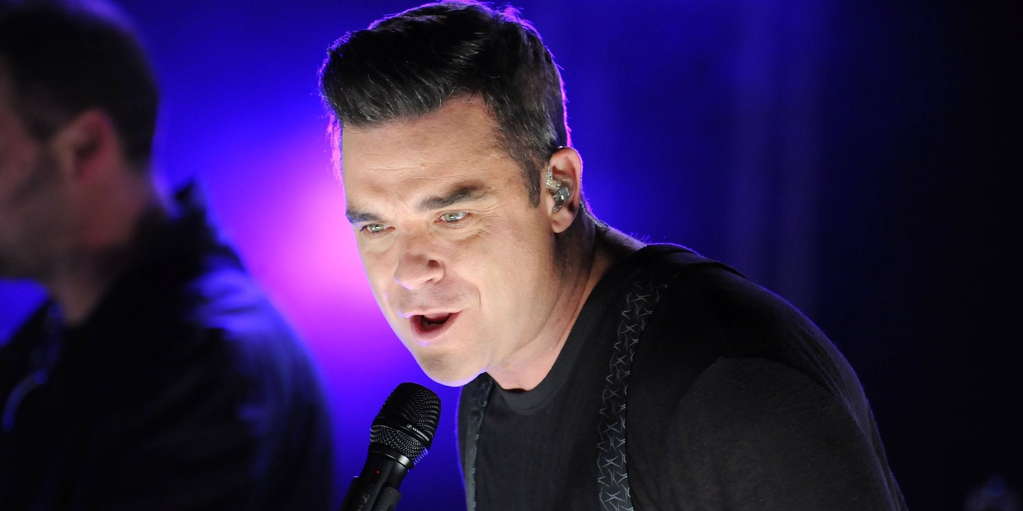 Robbie Williams revela que pensó en suicidarse cuando consumía drogas