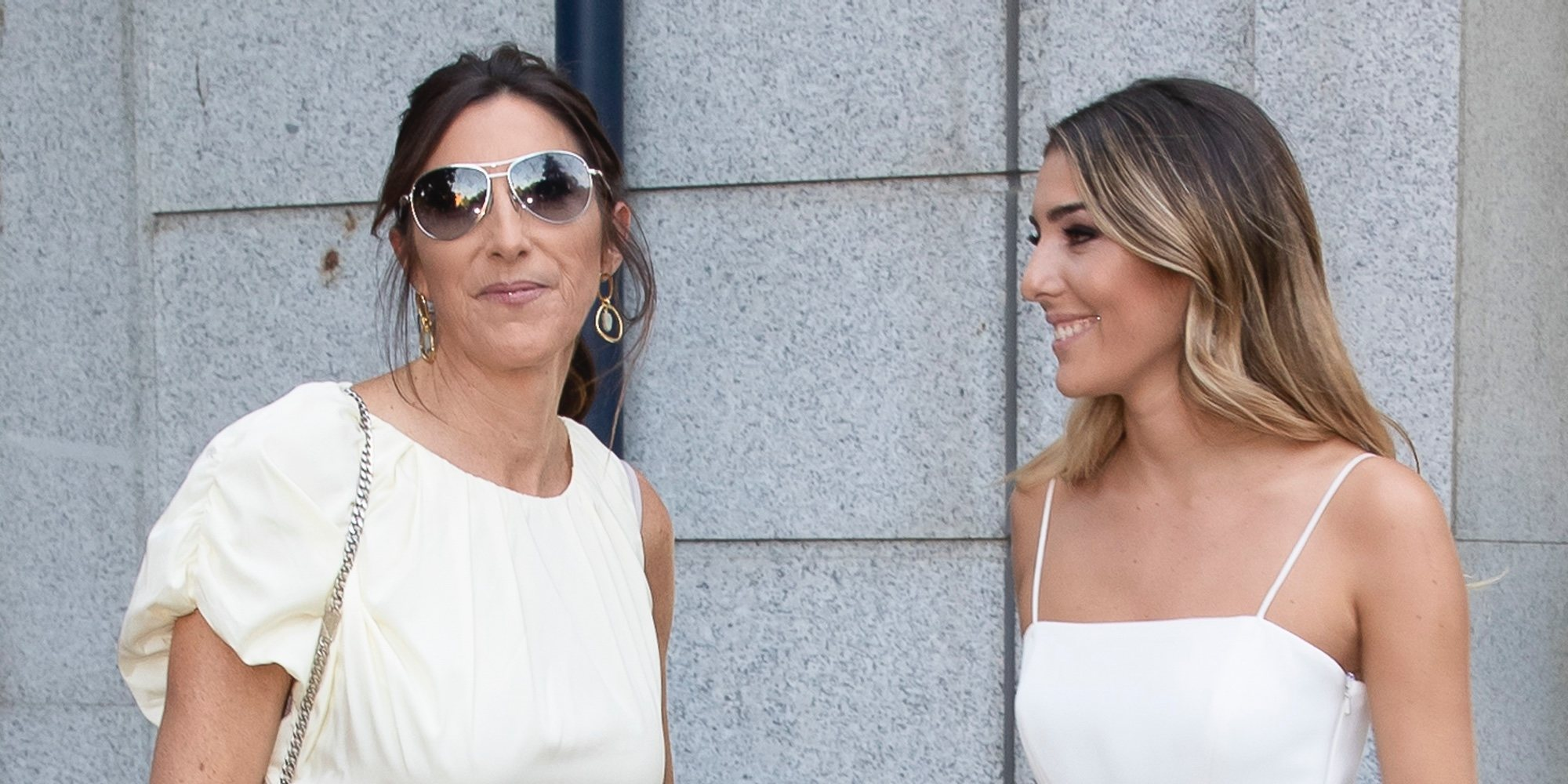 Paz Padilla, la madre más orgullosa del mundo en la graduación de su hija Anna Ferrer