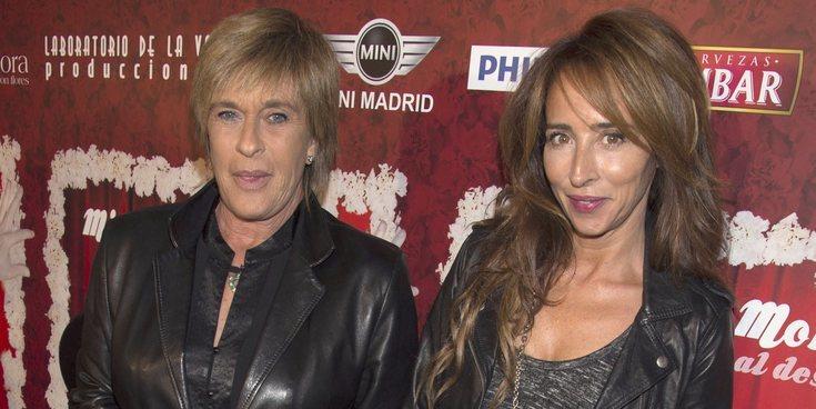 La decepción de Chelo García Cortés con María Patiño y Gema López