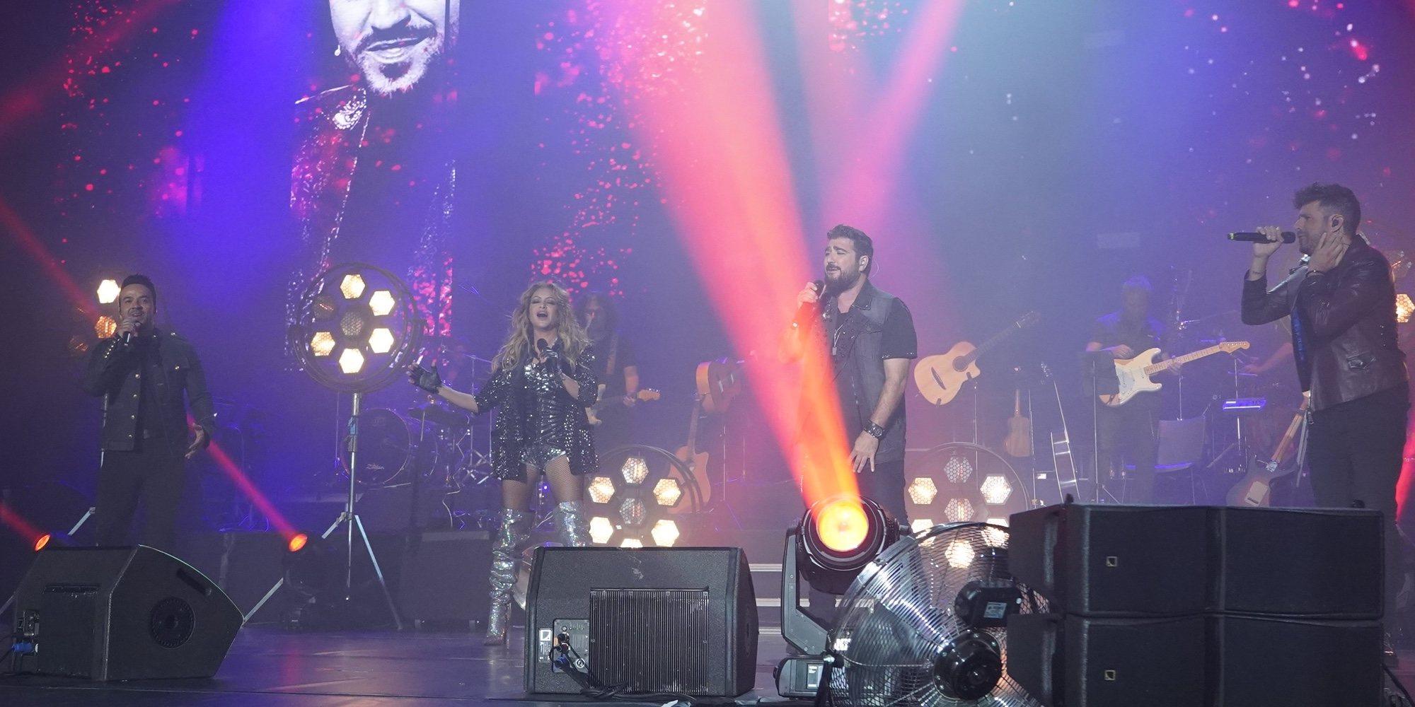 'La Voz' se sube al escenario con los mejores artistas y grandes temazos