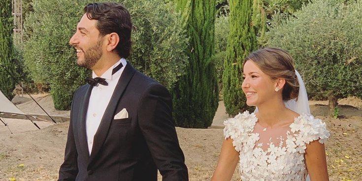 Un enlace de ensueño para Lovely Pepa: así fue la romántica boda de Alexandra Pereira y Ghassan Fallaha