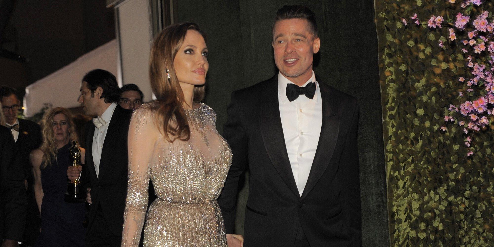 Angelina Jolie ofrece a Brad Pitt que cuide a los hijos que tienen en común durante el verano 2019