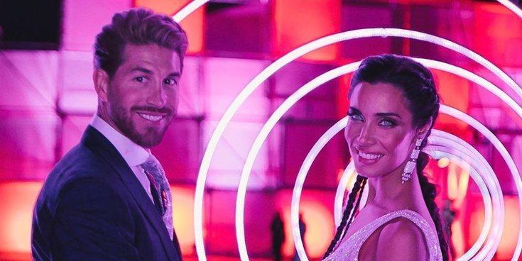 Sergio Ramos y Pilar Rubio celebran en la distancia su primer mes casados