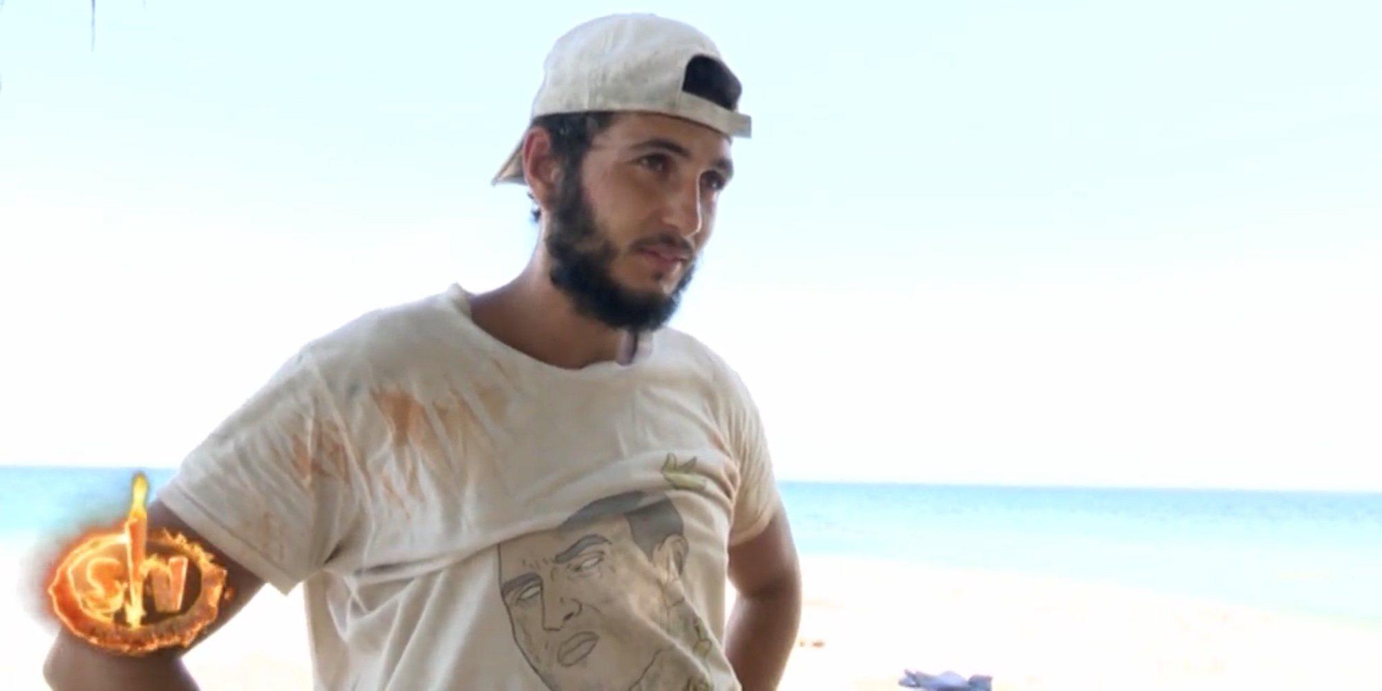 Las flatulencias de Omar Montes dan la noche a sus compañeros de 'Supervivientes 2019'