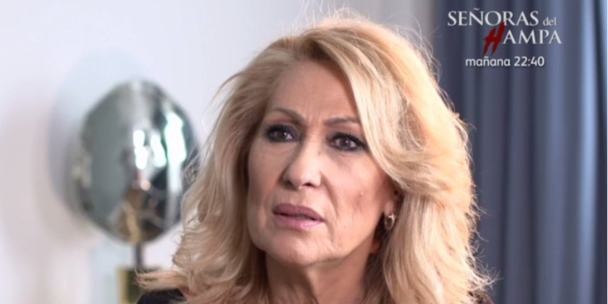 """La sorprendente revelación de Rosa Benito en 'Ven a cenar conmigo': """"He pasado una semana con Amador Mohedano"""""""