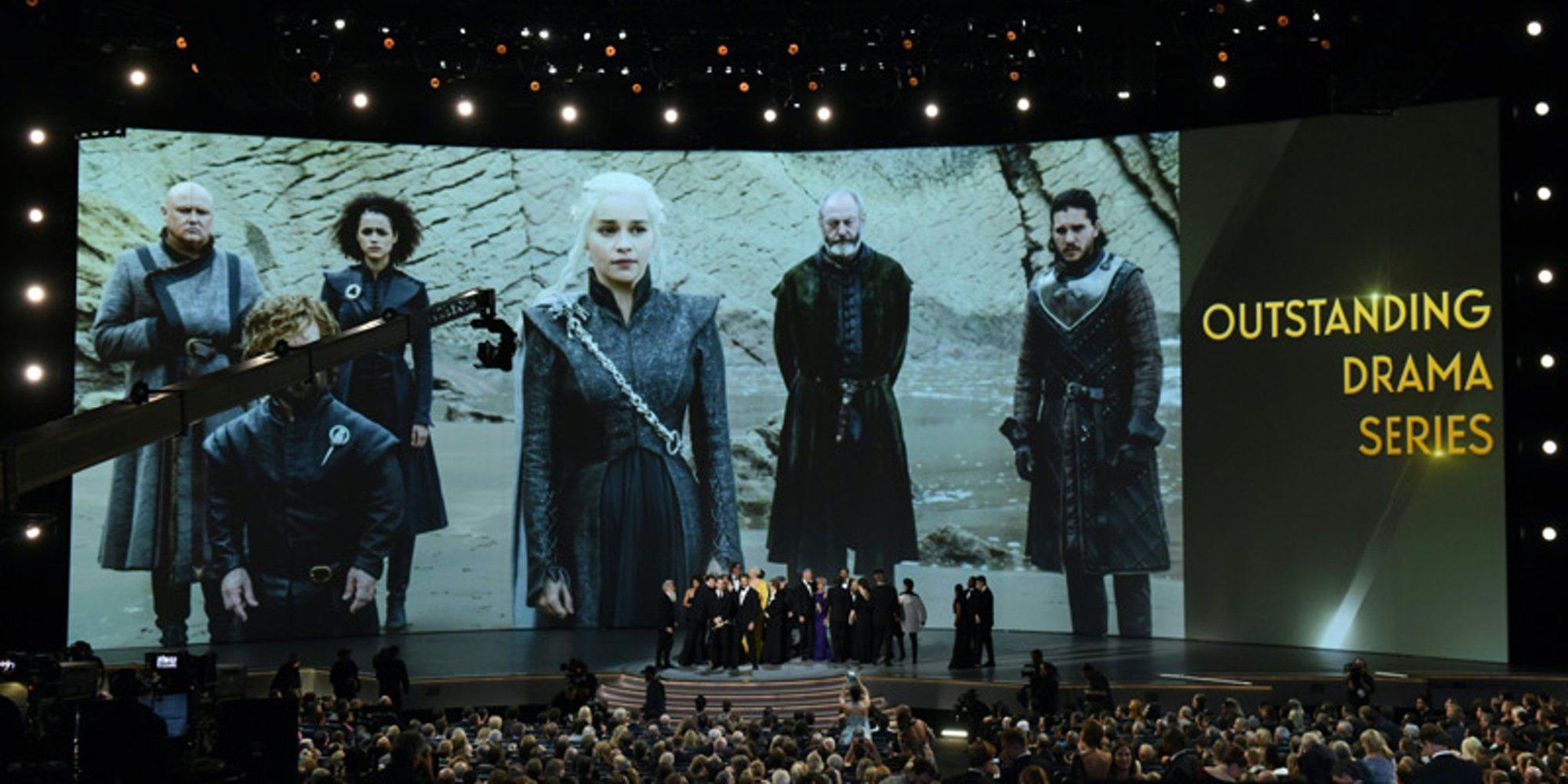 'Juego de Tronos' hace historia en las nominaciones de los Premios Emmy 2019