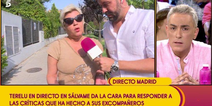 """El acercamiento de Kiko Hernández a Terelu Campos: """"Vuelve a 'Sálvame', te voy a recibir con un abrazo enorme"""""""
