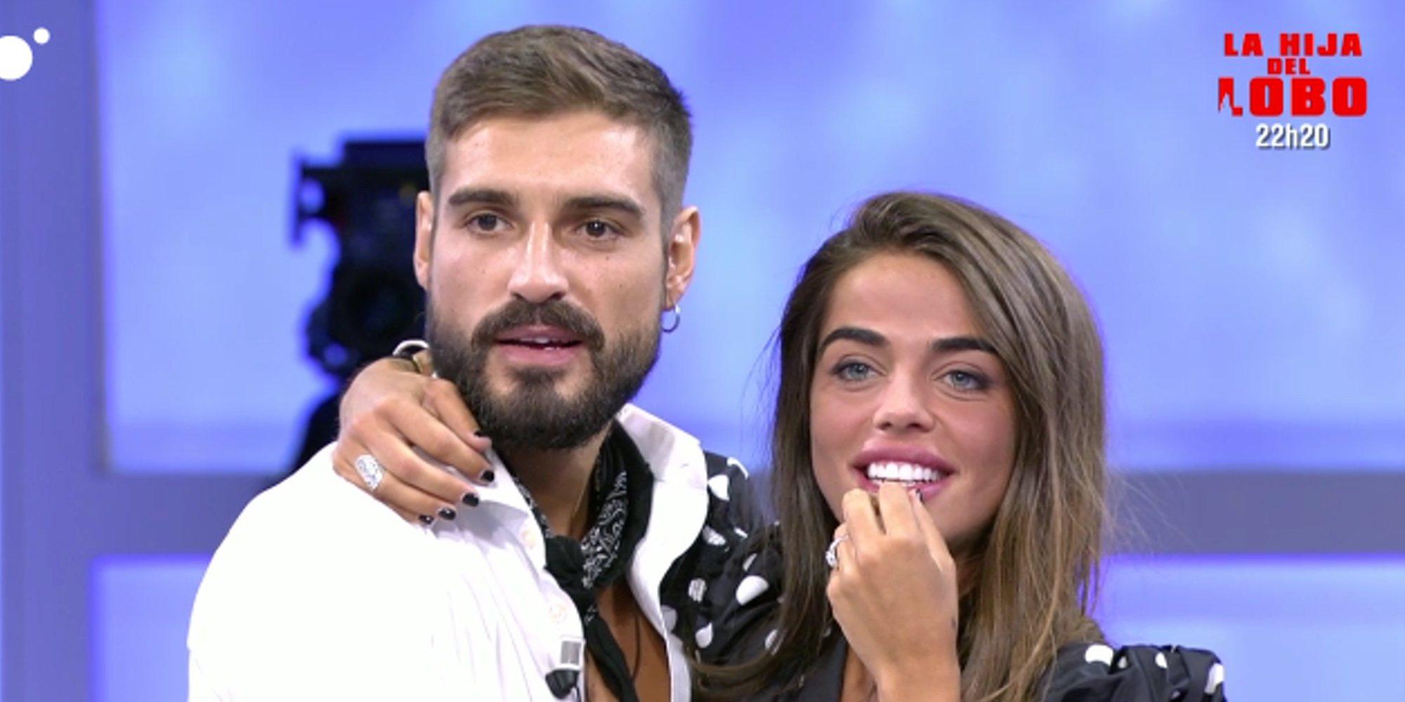 La declaración de amor de Fabio a Violeta en 'MYHYV', empañada por las acuasiones de Julen