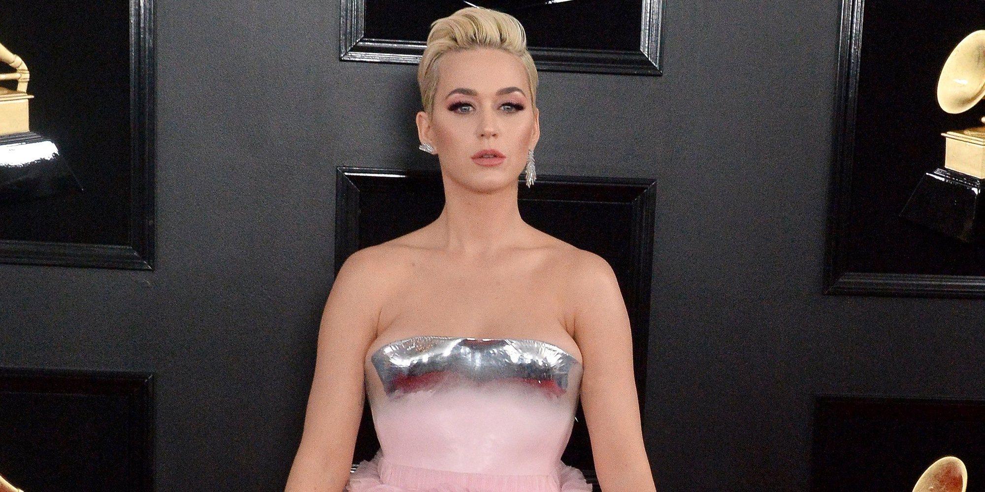 El excéntrico truco antiedad con enemas de Katy Perry