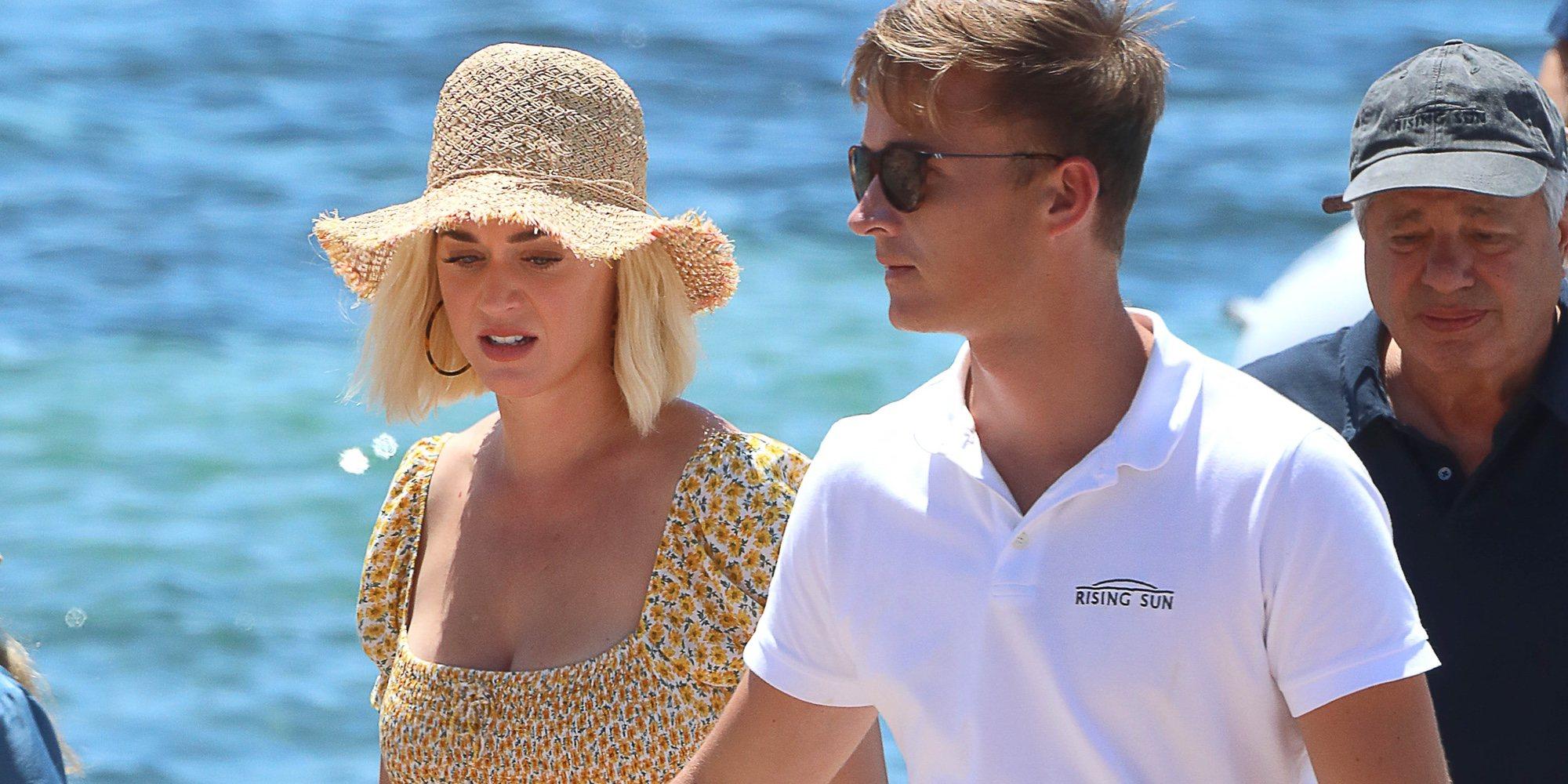 Katy Perry disfruta de sus vacaciones en Ibiza sin Orlando Bloom