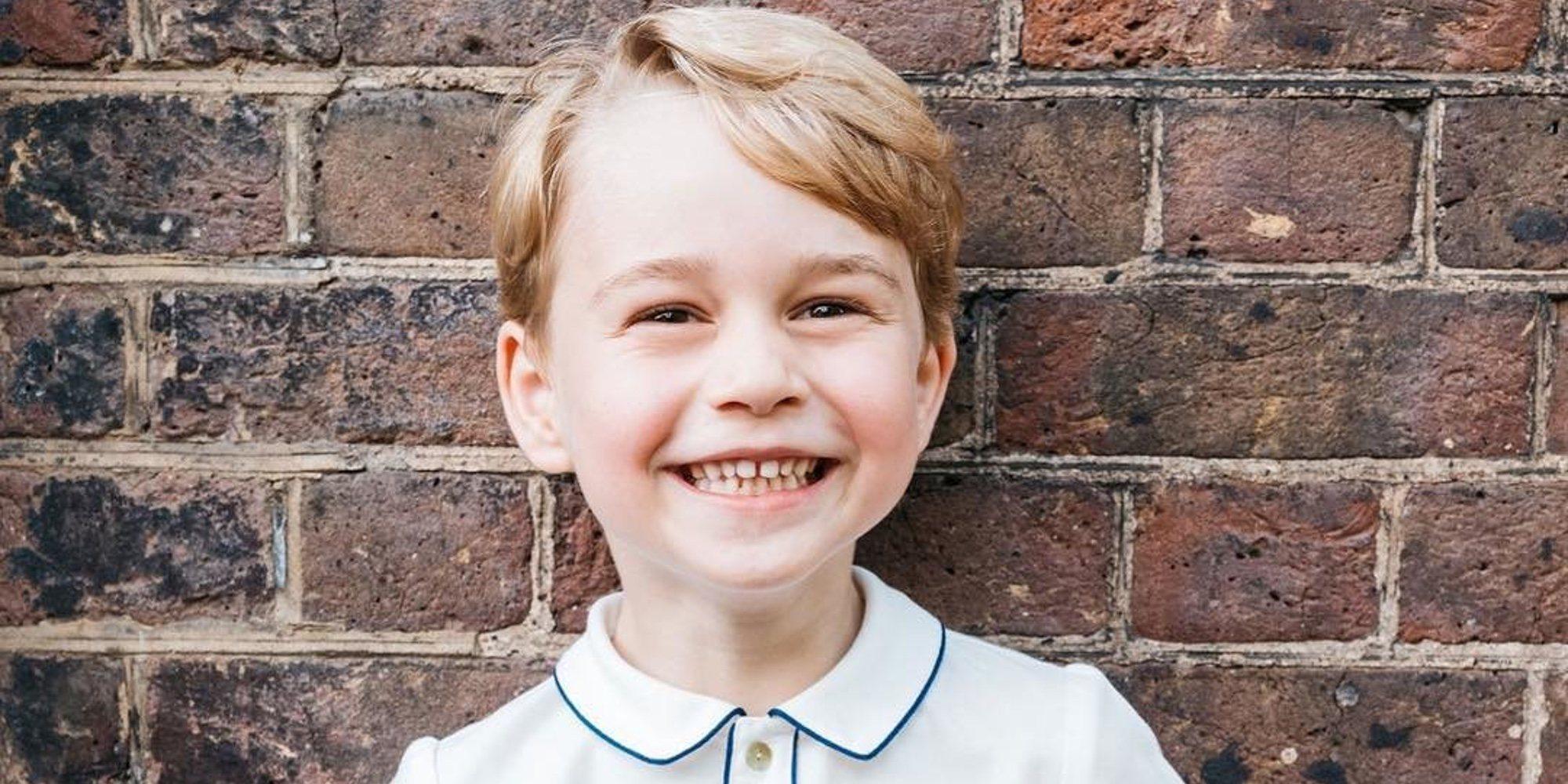 El Príncipe Jorge celebrará su sexto cumpleaños en un sitio muy especial