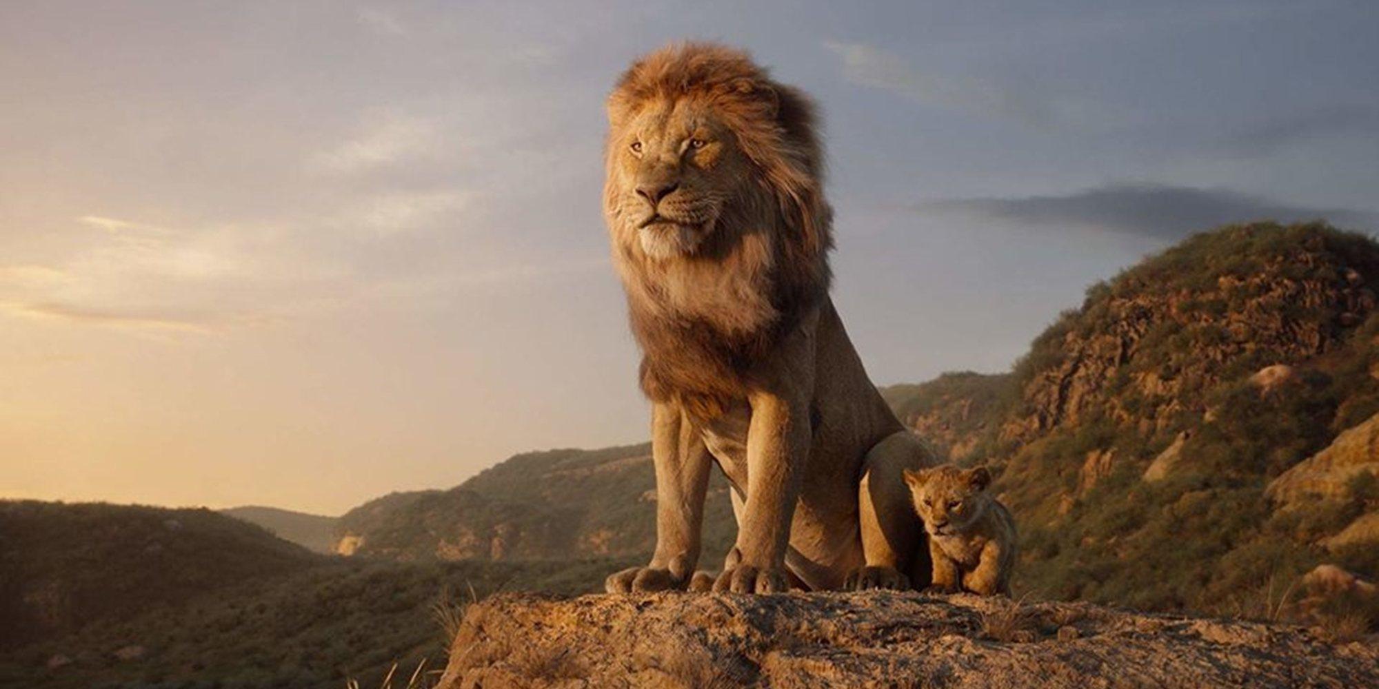 'El rey león' y 'Utoya. 22 de julio', los estrenos de la semana que no debes perderte