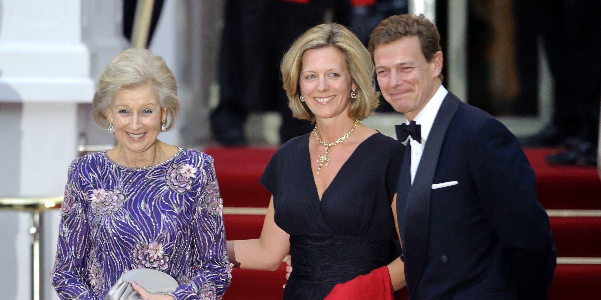 Así son los Ogilvy: primos de la Reina Isabel a medio camino entre el escándalo y la discreción