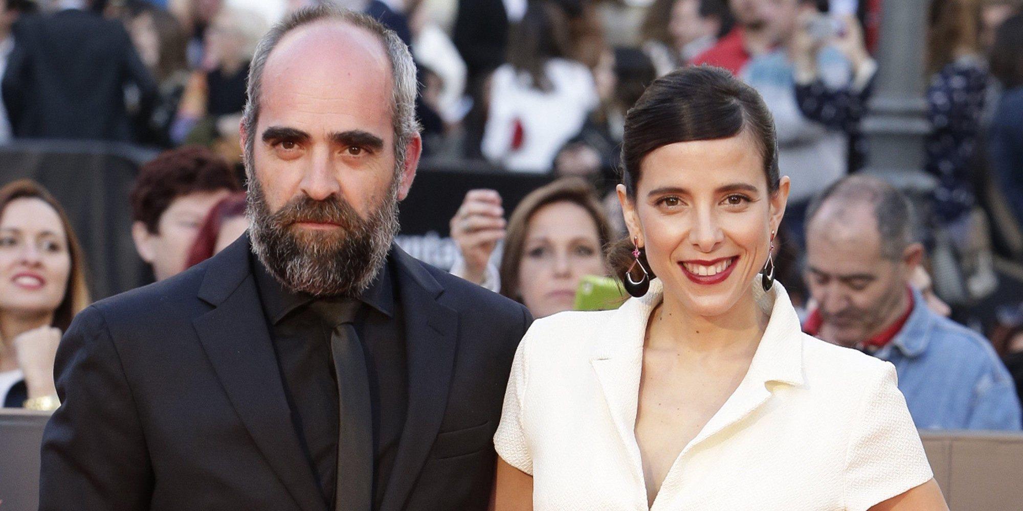 Luis Tosar y María Luisa Mayol se convierten en padres por segunda vez de una niña