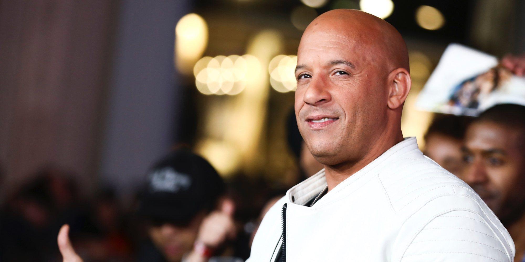 Vin Diesel, destrozado tras ver cómo su doble sufre un accidente