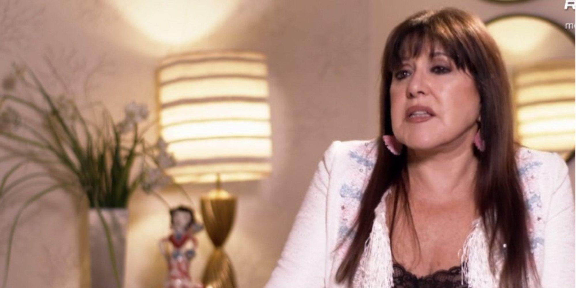 """Loles León reconoce en 'Ven a cenar conmigo' lo duro que fue ser madre soltera: """"En España eso era muy jodido"""""""