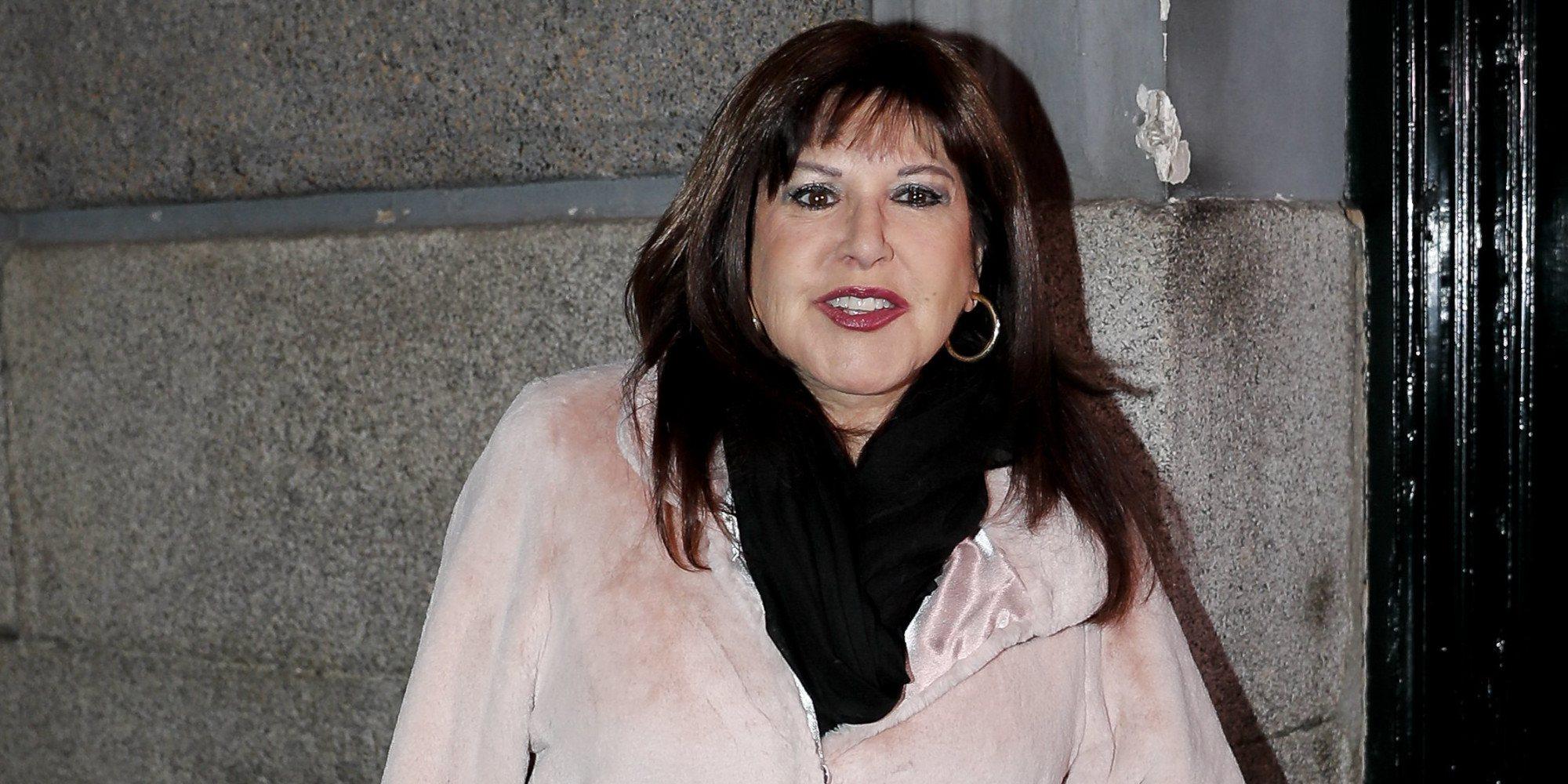 La anécdota de Loles León en 'Ven a cenar conmigo' que ha dejado a Rosa Benito y Belinda Washington boquiabiertas