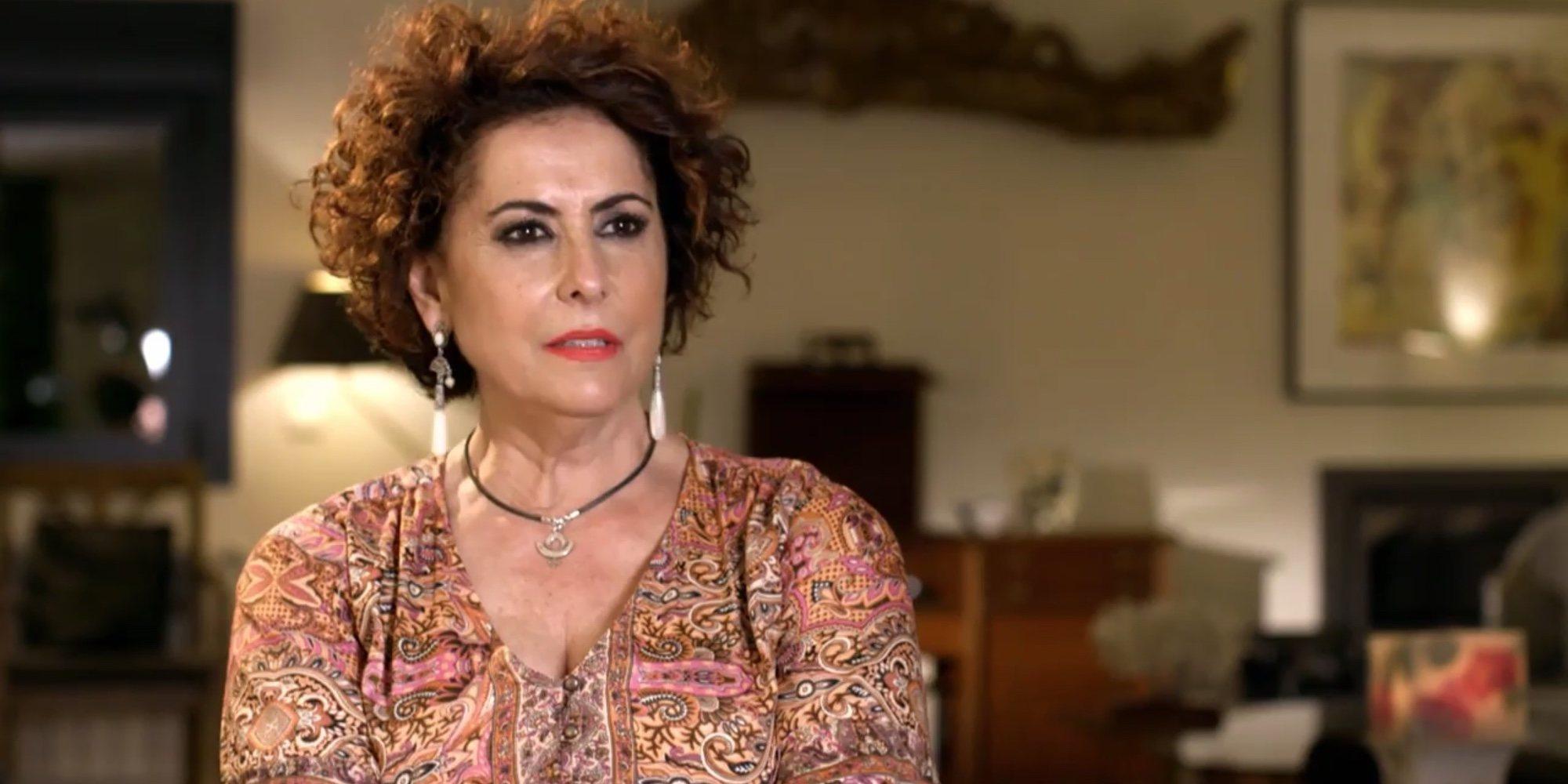 Irma Soriano presume de casa en 'Ven a cenar conmigo: Gourmet Edition'
